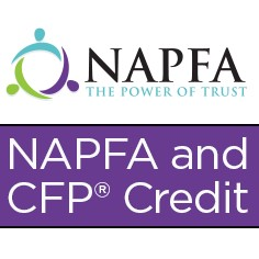 Federal Tax Update - NAPFA and CFP® Credit